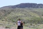 Luke and Shannon, Elephant Mountain, Texas