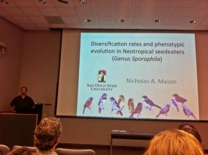 Nick Mason Biosymposium